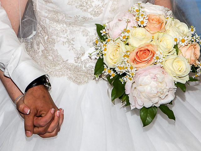 Le mariage de Anthony et Melanie à Éze, Alpes-Maritimes 1
