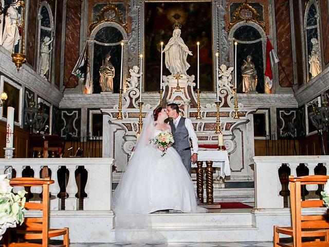Le mariage de Anthony et Melanie à Éze, Alpes-Maritimes 7