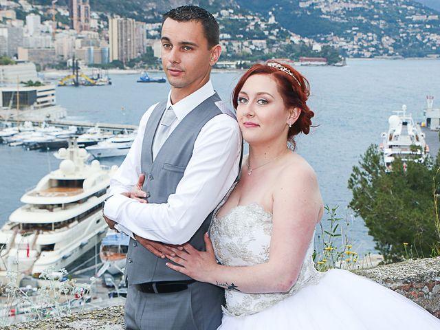 Le mariage de Anthony et Melanie à Éze, Alpes-Maritimes 8