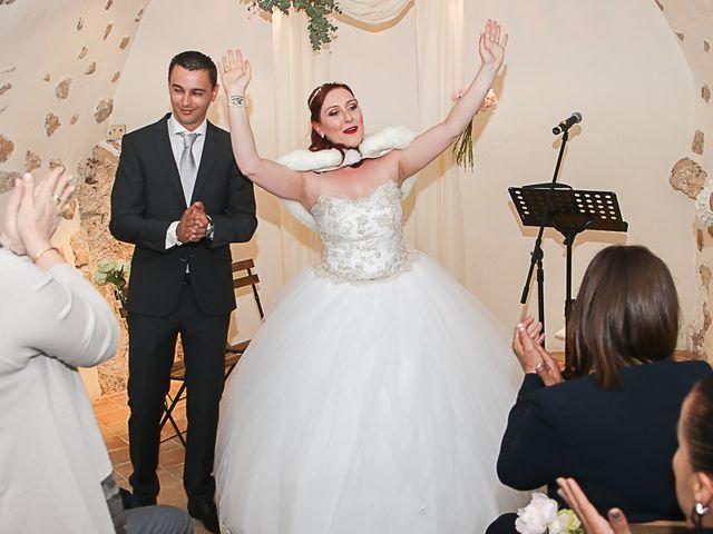 Le mariage de Anthony et Melanie à Éze, Alpes-Maritimes 16