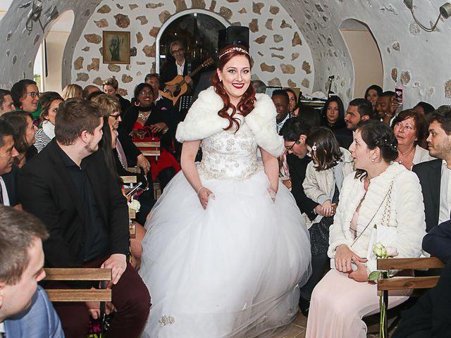 Le mariage de Anthony et Melanie à Éze, Alpes-Maritimes 13