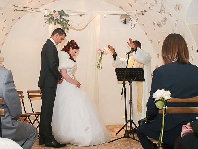 Le mariage de Anthony et Melanie à Éze, Alpes-Maritimes 17
