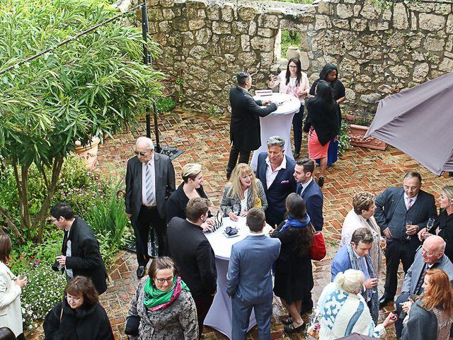 Le mariage de Anthony et Melanie à Éze, Alpes-Maritimes 18