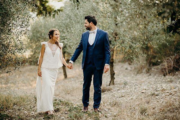 Le mariage de Laurent et Pauline à Nyons, Drôme 36