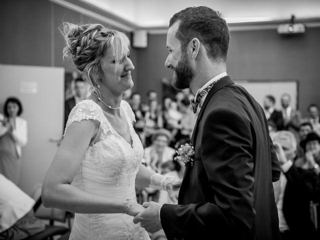 Le mariage de Fred et Coralie à Migné-Auxances, Vienne 10