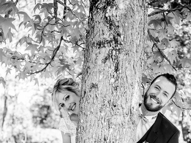 Le mariage de Fred et Coralie à Migné-Auxances, Vienne 24