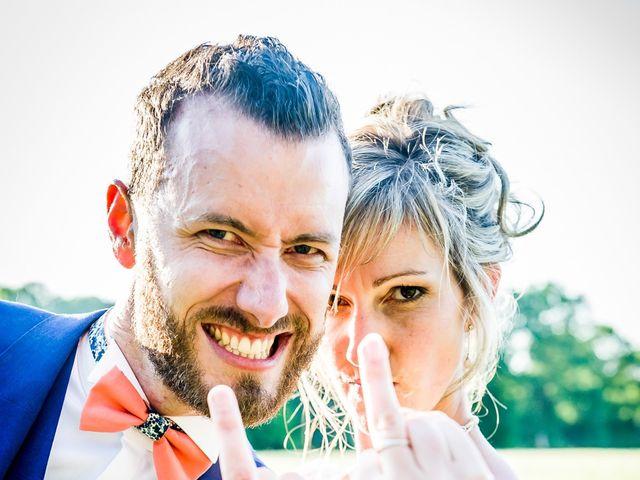 Le mariage de Fred et Coralie à Migné-Auxances, Vienne 25