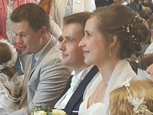 Le mariage de Samuel et Charlotte à Urville-Nacqueville, Manche 5