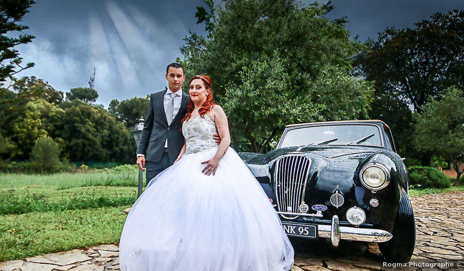 Le mariage de Anthony et Melanie à Éze, Alpes-Maritimes