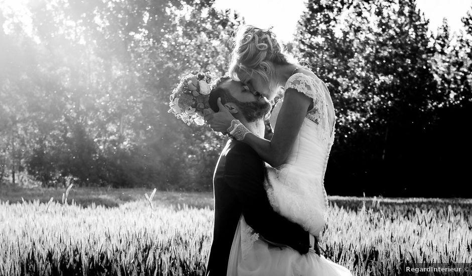 Le mariage de Fred et Coralie à Migné-Auxances, Vienne
