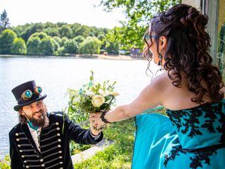 Le mariage de Emilie et Cyril