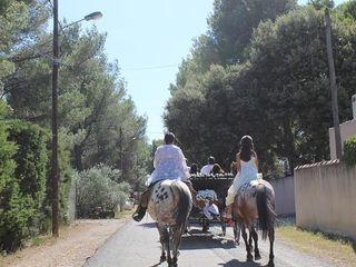 Le mariage de Michel et Claudine 1
