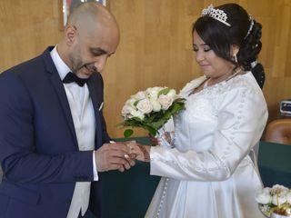 Le mariage de Soumia et Hocine