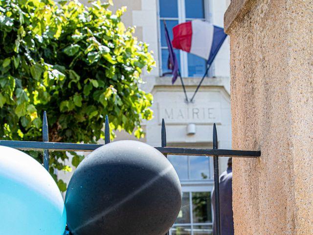 Le mariage de Cyril et Emilie à Braye sur Maulne, Indre-et-Loire 4