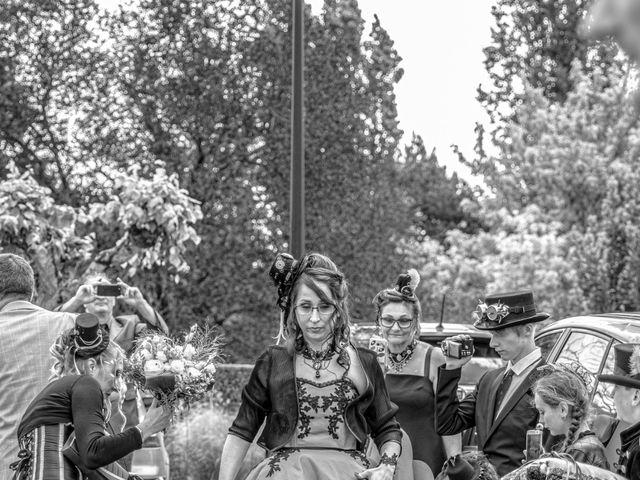 Le mariage de Cyril et Emilie à Braye sur Maulne, Indre-et-Loire 8
