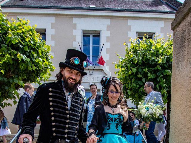 Le mariage de Cyril et Emilie à Braye sur Maulne, Indre-et-Loire 25