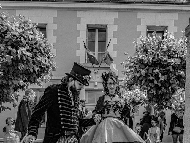 Le mariage de Cyril et Emilie à Braye sur Maulne, Indre-et-Loire 26