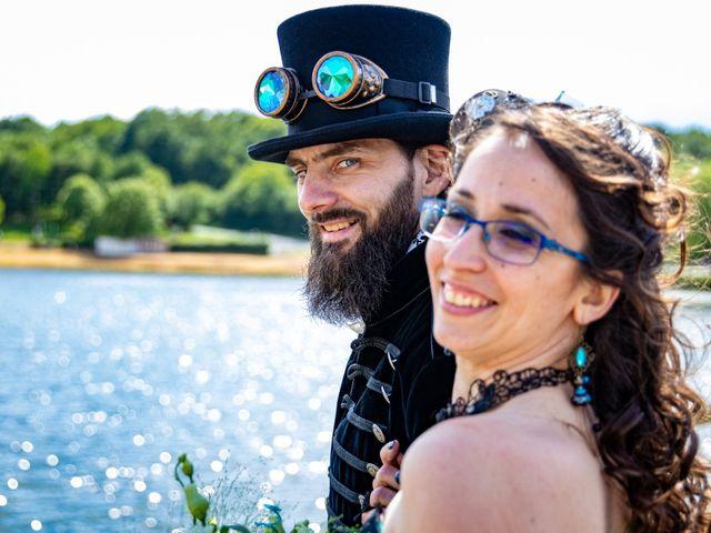 Le mariage de Cyril et Emilie à Braye sur Maulne, Indre-et-Loire 29