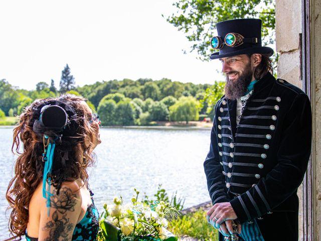 Le mariage de Cyril et Emilie à Braye sur Maulne, Indre-et-Loire 31