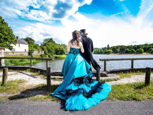 Le mariage de Cyril et Emilie à Braye sur Maulne, Indre-et-Loire 37