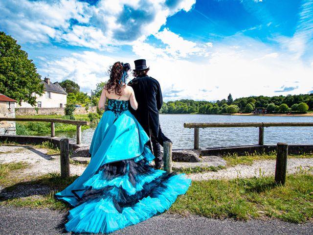 Le mariage de Cyril et Emilie à Braye sur Maulne, Indre-et-Loire 1