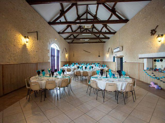 Le mariage de Cyril et Emilie à Braye sur Maulne, Indre-et-Loire 50