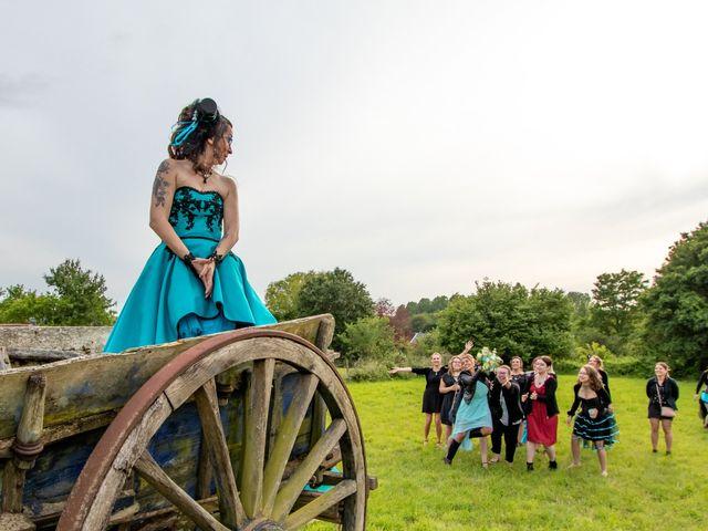 Le mariage de Cyril et Emilie à Braye sur Maulne, Indre-et-Loire 72