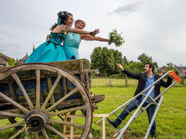 Le mariage de Cyril et Emilie à Braye sur Maulne, Indre-et-Loire 73