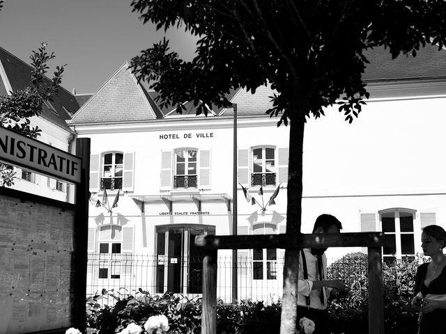 Le mariage de Julien et Betty à Villenoy, Seine-et-Marne 3
