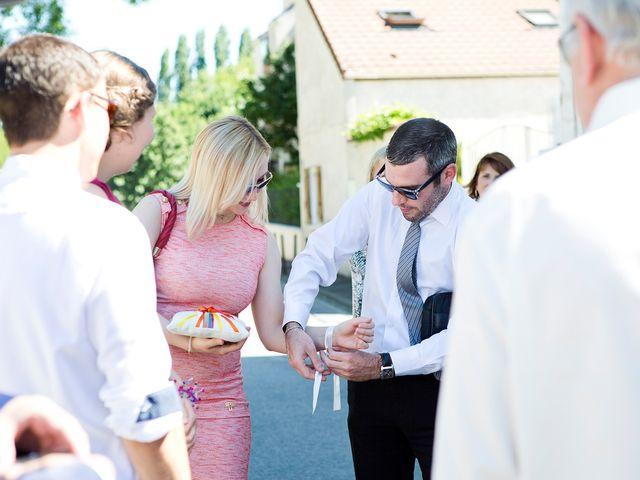 Le mariage de Julien et Betty à Villenoy, Seine-et-Marne 12