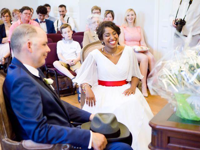 Le mariage de Julien et Betty à Villenoy, Seine-et-Marne 33