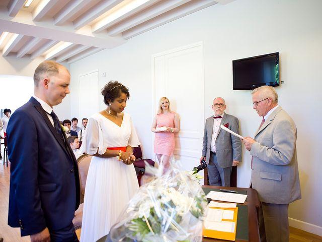 Le mariage de Julien et Betty à Villenoy, Seine-et-Marne 48