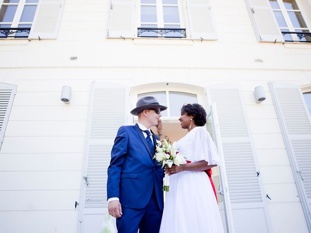 Le mariage de Julien et Betty à Villenoy, Seine-et-Marne 2