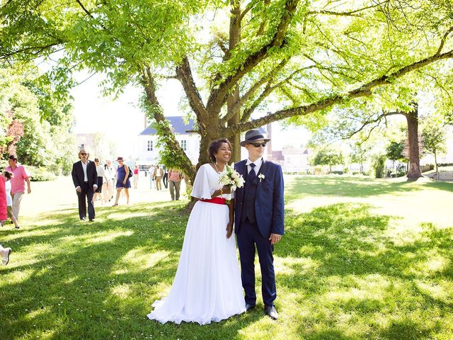 Le mariage de Julien et Betty à Villenoy, Seine-et-Marne 75