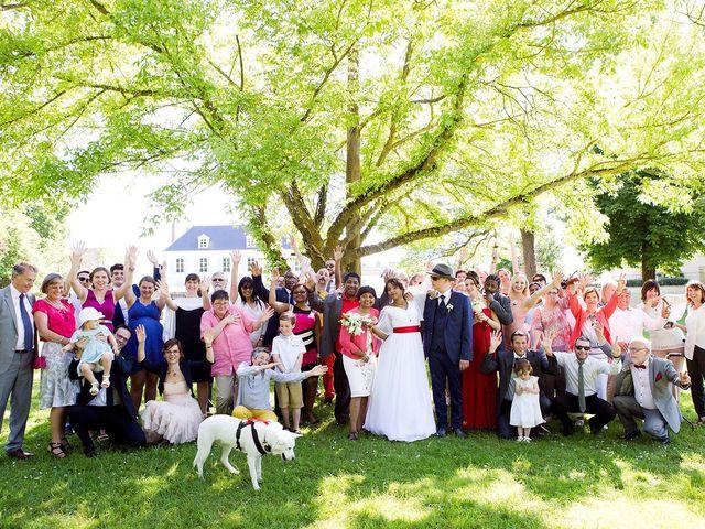 Le mariage de Julien et Betty à Villenoy, Seine-et-Marne 76