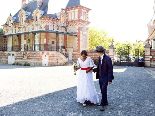 Le mariage de Julien et Betty à Villenoy, Seine-et-Marne 86