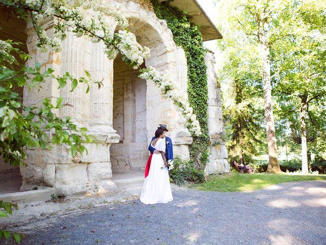 Le mariage de Julien et Betty à Villenoy, Seine-et-Marne 92