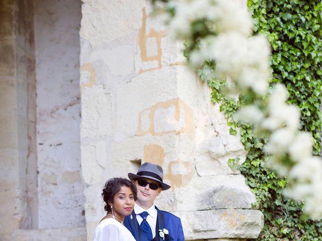 Le mariage de Julien et Betty à Villenoy, Seine-et-Marne 93
