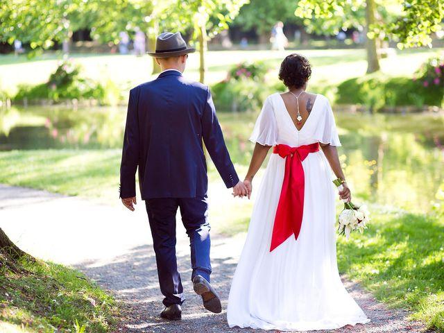 Le mariage de Julien et Betty à Villenoy, Seine-et-Marne 105