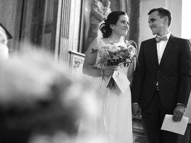 Le mariage de Gabriel et Virginie à Courson-Monteloup, Essonne 1