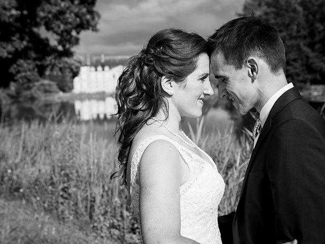 Le mariage de Gabriel et Virginie à Courson-Monteloup, Essonne 2