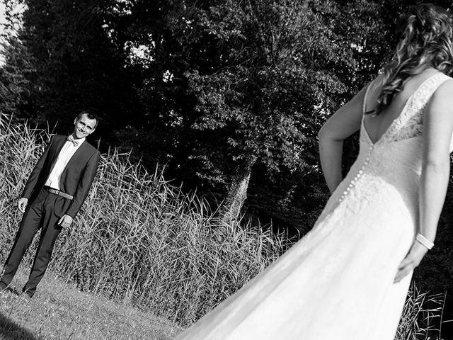 Le mariage de Gabriel et Virginie à Courson-Monteloup, Essonne 3