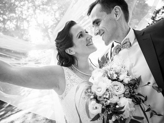 Le mariage de Gabriel et Virginie à Courson-Monteloup, Essonne 6