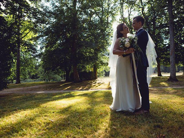 Le mariage de Virginie et Gabriel