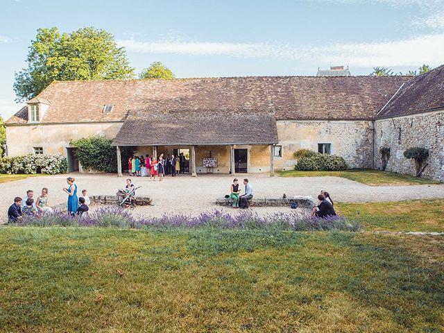 Le mariage de Gabriel et Virginie à Courson-Monteloup, Essonne 9