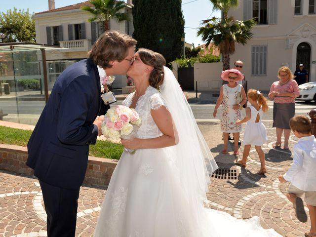 Le mariage de Bastien et Florence à Le Cannet, Alpes-Maritimes 13