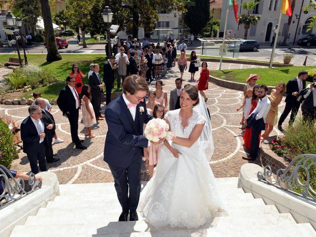 Le mariage de Bastien et Florence à Le Cannet, Alpes-Maritimes 14