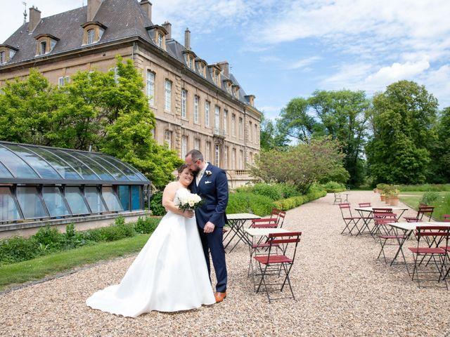 Le mariage de Julien et Caroline à Cattenom, Moselle 6