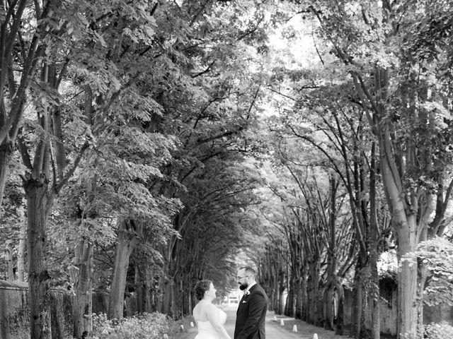 Le mariage de Julien et Caroline à Cattenom, Moselle 9