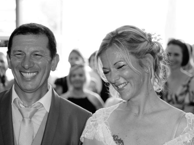 Le mariage de Frédéric et Céline à Gours, Gironde 2